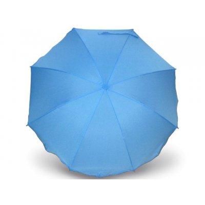 EISBÄRCHEN slunečník Premium sv.modrý 80 cm
