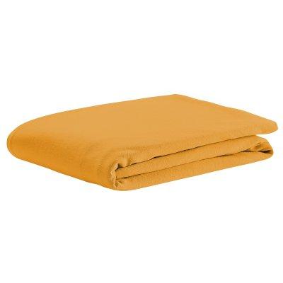 ODENWÄLDER prostěradlo UNI bavlna oranžová