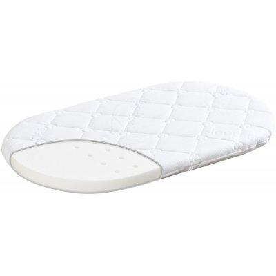 TRÄUMELAND matrace malá proutěný koš sleep fresh 70x37cm