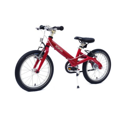 KOKUA Like to Bike 16´ SRAM Automatix červená, V-brakes