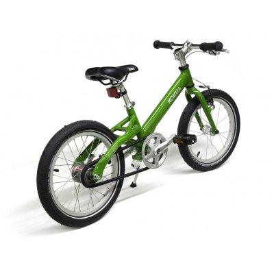 KOKUA Like to Bike 16´ SRAM Automatix zelená, V-brakes