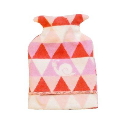 DF JUWEL zahřívací lahev triangl korálovo-růžová