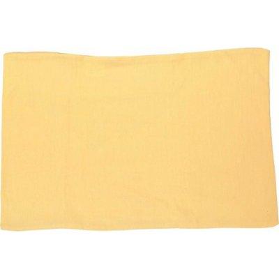 TRÄUMELAND povlak na polštář Wolke žlutá 40x25 cm