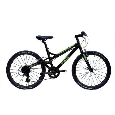 KOKUA Like to Bike 24´ Speciální edice černá-zelená