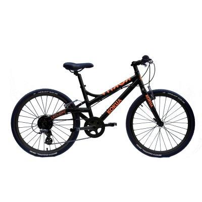 KOKUA Like to Bike 24´ Speciální edice černá-oranžová