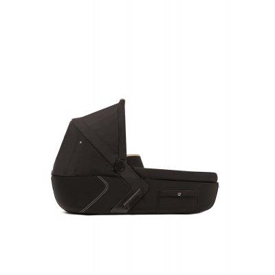 MUTSY hluboké lůžko Igo Reflect Cosmo Black special