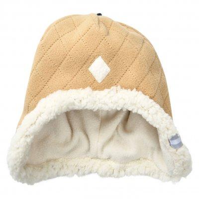 LODGER Hatter Fleece Scandinavian Sand 0-3 měsíce