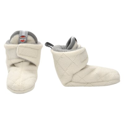 LODGER Slipper Fleece Scandinavian Off-White 3-6 měsíců - 20603_001