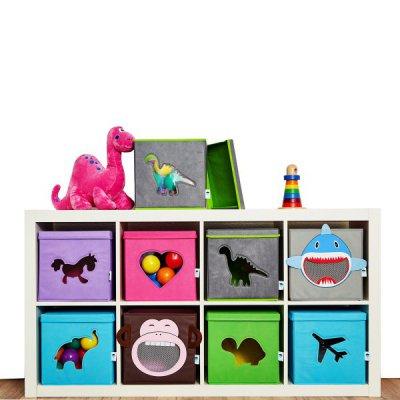 STORE IT Box na hračky s okénkem poník - 21924_001