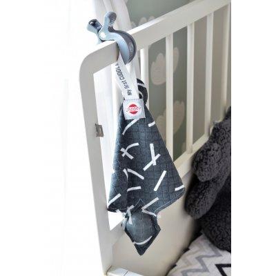 LODGER Cuddler Sprinkle Print Carbon - 22815_001