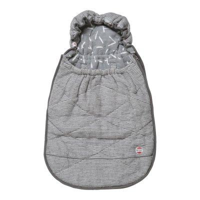LODGER Mini-Bunker Flannel/Honeycomb Carbon