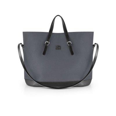 THE TINY UNIVERSE Přebalovací taška Urban Sherpa Bag Go Grey
