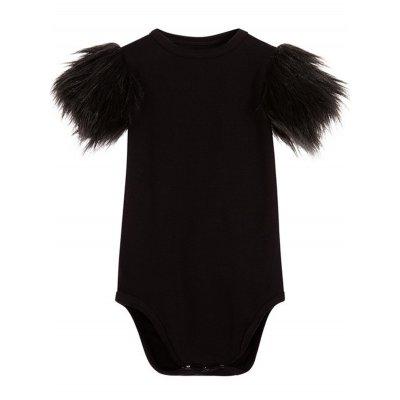 THE TINY UNIVERSE Body Fur All Black 68