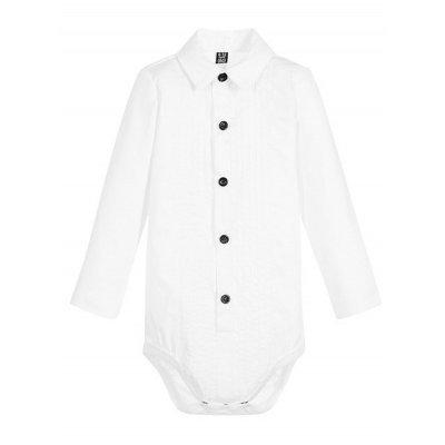 THE TINY UNIVERSE Body Tuxedo White 62
