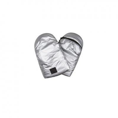 THE TINY UNIVERSE Rukavice na kočárek Sharp Silver