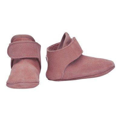 LODGER Walker Leather Basic Plush 3 - 6 měsíců