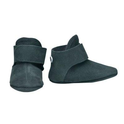 LODGER Walker Leather Basic Sage 6 - 12 měsíců