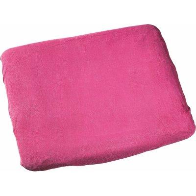 ODENWÄLDER froté povlak na přebalovací podložku 26002 soft pink