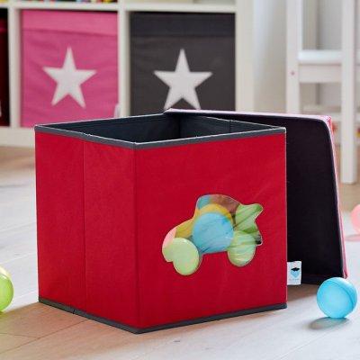 STORE IT Box na hračky s okénkem auto - 27862_001