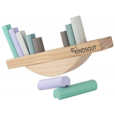 KINDSGUT Dřevěná balanční hra - 31190_003