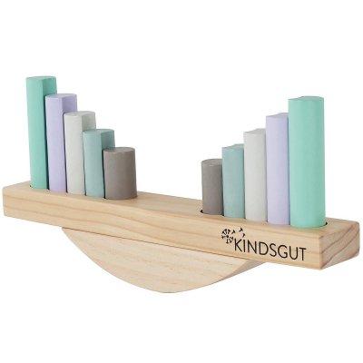 KINDSGUT Dřevěná balanční hra - 31190_005