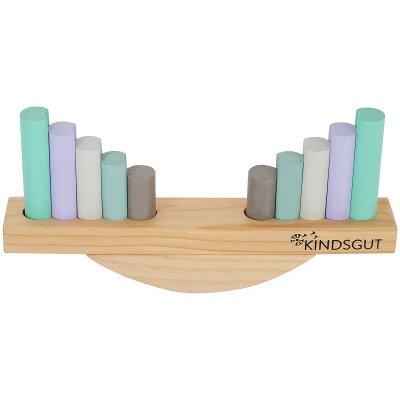 KINDSGUT Dřevěná balanční hra