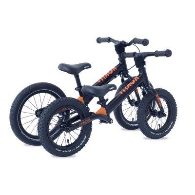 KOKUA Like a Bike Jumper 14´ Black Orange - 33797_001