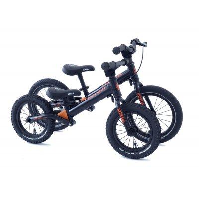 KOKUA Like a Bike Jumper 14´ Black Orange - 33797_003