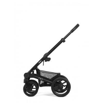 MUTSY Podvozek Nio Grip Grey Frame Black Black Wheels 2020