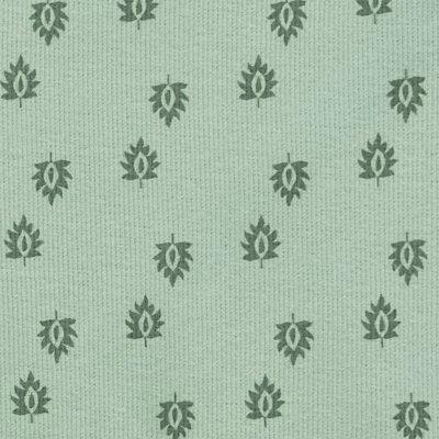 LODGER Dreamer Newborn Rib Silt Green 100 x 100 cm - 38673_005