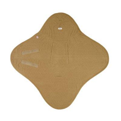 LODGER Wrapper Fleece Empire Dark Honey - 39094_002