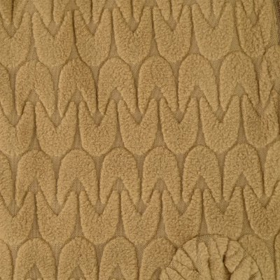 LODGER Wrapper Fleece Empire Dark Honey - 39094_003