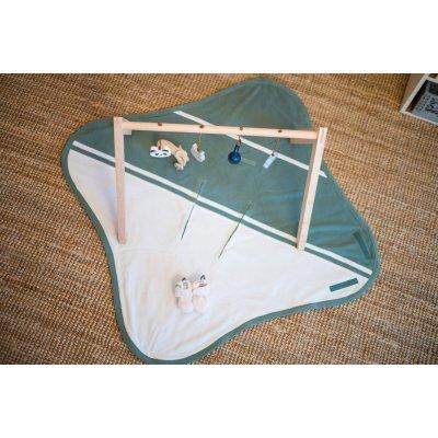 LODGER Wrapper Fleece Empire Green Bay - 39095_006