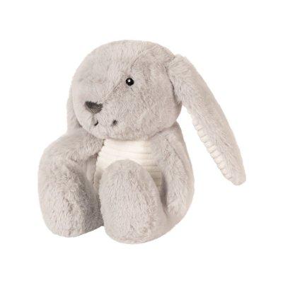 FLOW Hračka s tlukotem srdce Milo the Bunny Grey - 39098_002