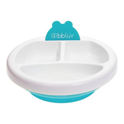 BBLÜV Platö Ohřívací talíř Aqua