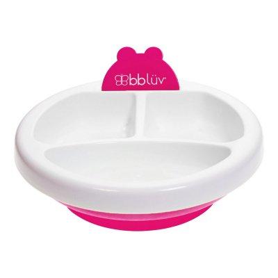 BBLÜV Platö Ohřívací talíř Pink