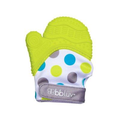 BBLÜV Glüv Dětská kousací rukavice Lime