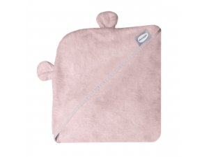 SHNUGGLE Zavinovací osuška s kapucí Pink