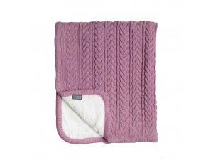 VINTER & BLOOM Deka Cuddly Soft Pink